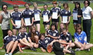 16  2010-2011 powiatowe drużynowe zawody lekkoatletyczne j