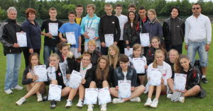 18  2011-2012 powiatowe drużynowe zawody lekkoatletyczne j