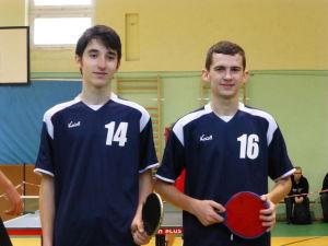 24  XII 2013 powiat drużynowy tenis stołowy