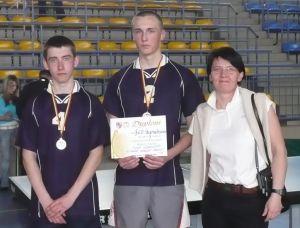 6  2007-2008 woj. drużynowy tenis stołowy j