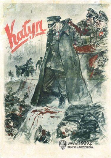 Plakat - Katyń